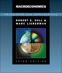 Macroeconomics: Principles and Applications (with InfoTrac)