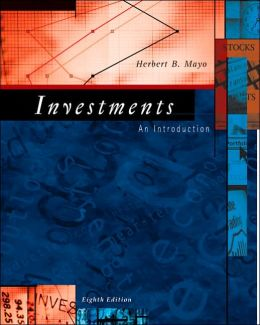 Investments: An Introduction (with Thomson ONE - Business School Edition)