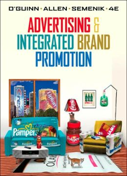 Advertising and Integrated Brand Promotion (with InfoTrac?)