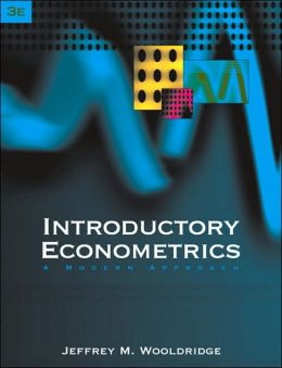 Introductory Econometrics: A Modern Approach (with Economic Applications Online, Econometrics Data Sets with Solutions Manual Web Site Printed Access Card)