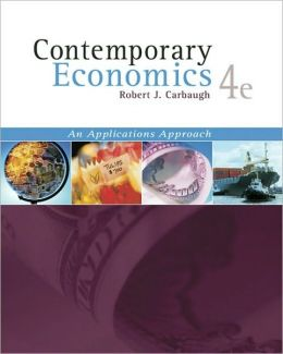 Contemporary Economics (with Economics Applications and InfoTrac)