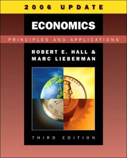 Economics: Principles and Applications, 2006 Update (with InfoTrac)