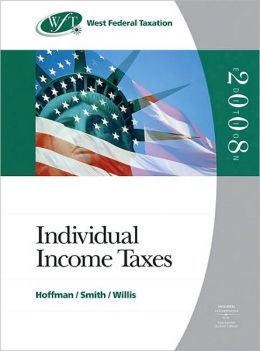 West Federal Taxation 2008: Individual Income Taxes (with RIA Checkpoint and Turbo Tax Premier CD-ROM)
