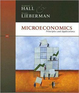 Microeconomics: Principles and Applications