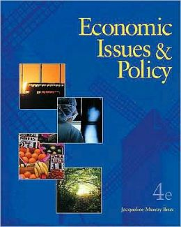 Economic Issues and Policy (with Economic Applications Online Product, InfoTrac 2-Semester Printed Access Card)
