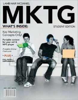 MKTG 2007 Edition (with Review Cards and MKTG 1-Semester Printed Access Card)