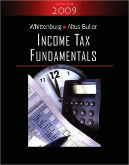 Income Tax Fundamentals 2009