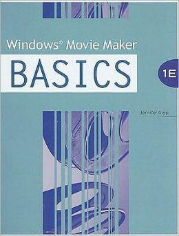 Microsoft Windows Moviemaker Basics