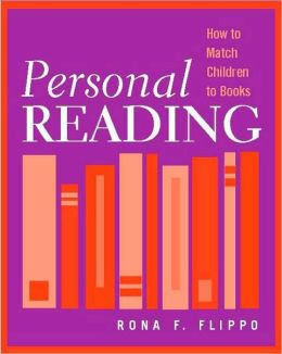 Personal Reading: How to Match Children to Books