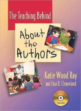 The Teaching Behind About the Authors: How to Support Our Youngest Writers