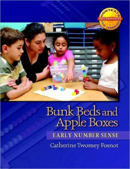 Bunk Beds and Apple Boxes: Early Number Sense