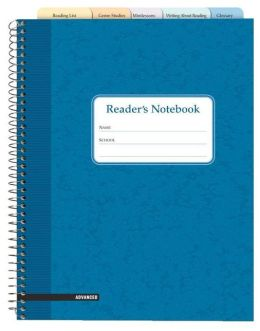 Reader's Notebook Advanced (5-pack)