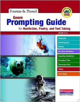 Genre Prompting Guide for Nonfiction, Poetry, and Test Taking