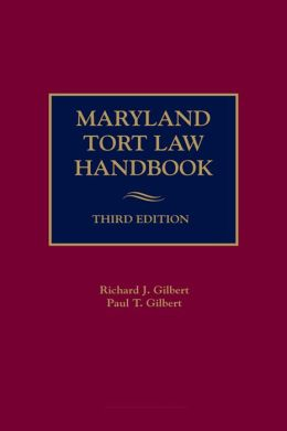 Maryland Tort Law Handbook
