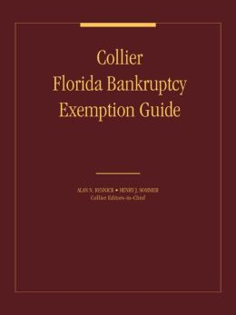 Collier Florida Bankruptcy Exemption Guide