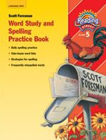 Reading-Spelling Practice Book (Grade 5)