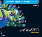 MATH 2009 SPANISH DIGITAL TEACHER EDITION CD-ROM GRADE 5 Scott Foresman