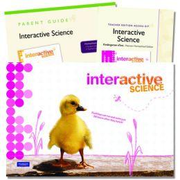 Science 2012 Home School Bundle Grade K