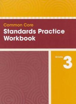 Investigations 2014 Common Core Standards Practice Workbook Grade 3