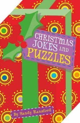 Die Cut Christmas Puzzles and Jokes