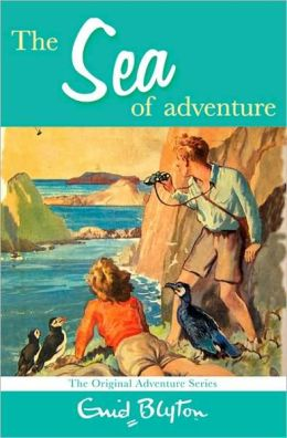 The Sea of Adventure (Adventure Series #4)