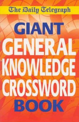 Daily Telegraph Giant General Knowledge Crossword