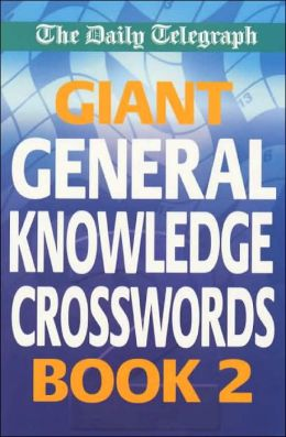 Giant General Knowledge Crossword