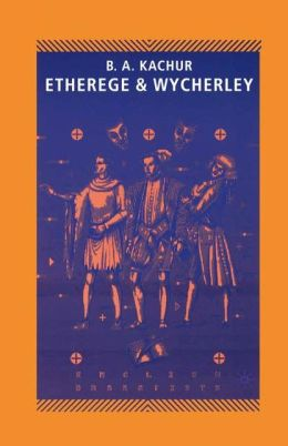 Etherege and Wycherley