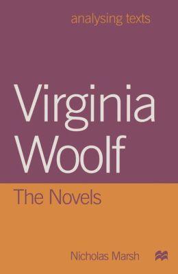 Virginia Woolf: The Novels