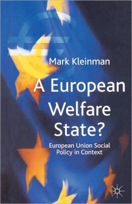 A European Welfare State?