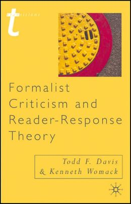 formalist criticism essay