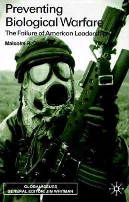 Preventing Biological Warfare