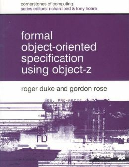Formal Object Oriented Specification Using Object-Z