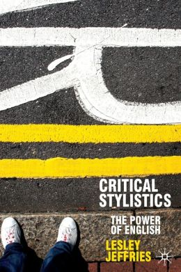 Critical Stylistics