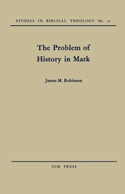 The Problem of History in Mark