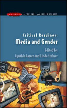 The Media and Gender Reader