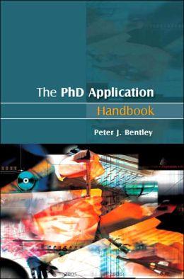 PhD Application Handbook