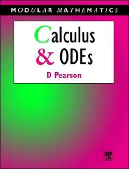 Calculus & Ordinary Differential Equations