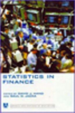Statistics in Finance