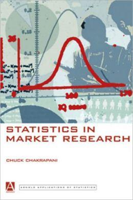 Statistics in Market Research