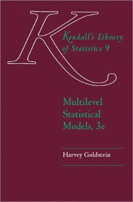 Multilevel Statistical Models 3e