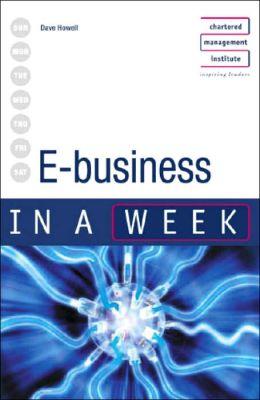 Successful E-Commerce in a Week