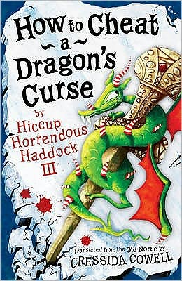 How to Cheat a Dragon's Curse (How to Train Your Dragon Series #4)