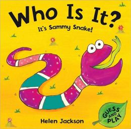 Who Is It? It's Sammy Snake!