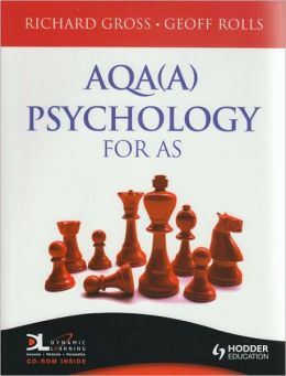 AQA (A) Psychology for AS with Dynamic Learning CD-ROM