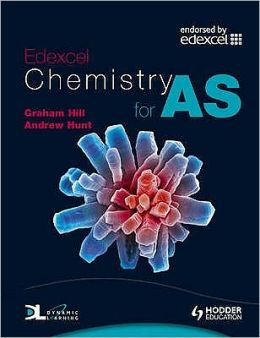 Edexcel Chemistry for AS with Dynamic Learning Student Edition CD-ROM