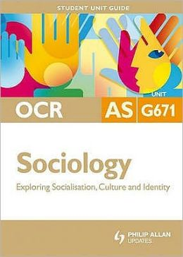 Exploring Socialisation, Culture & Idenitity