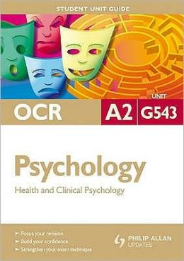 Health & Clinical Psychology