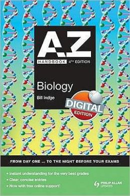 A-Z Biology Handbook: Digital Edition 4th edition