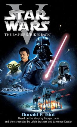 Empire Strikes Back (Star Wars S.) Donald F Glut